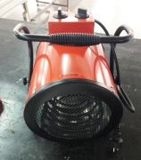 Quạt sấy gió nóng công suất 5kwh dạng ống