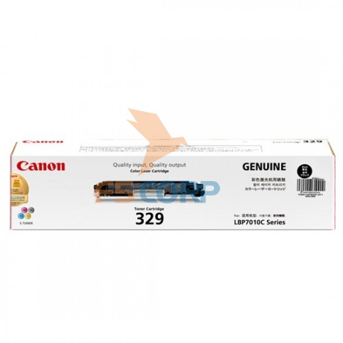 Mực in laser màu canon Cartridge 329 BK