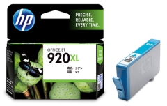 Mực máy in HP 920XL Yellow Officejet Ink Cartridge CD974AA