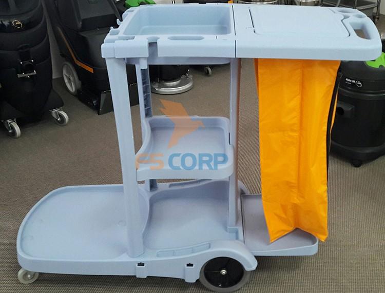 Xe đẩy làm phòng xám Smart Eco