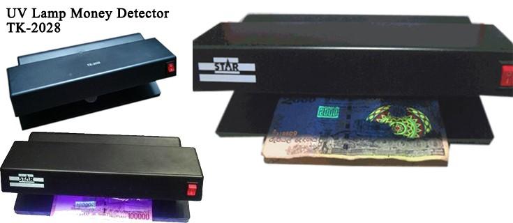 Máy soi tiền Star TK-2028