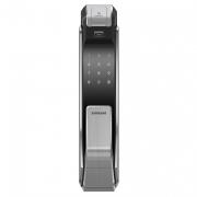 Khóa vân tay Samsung SHS-P718 (Màu bạc)