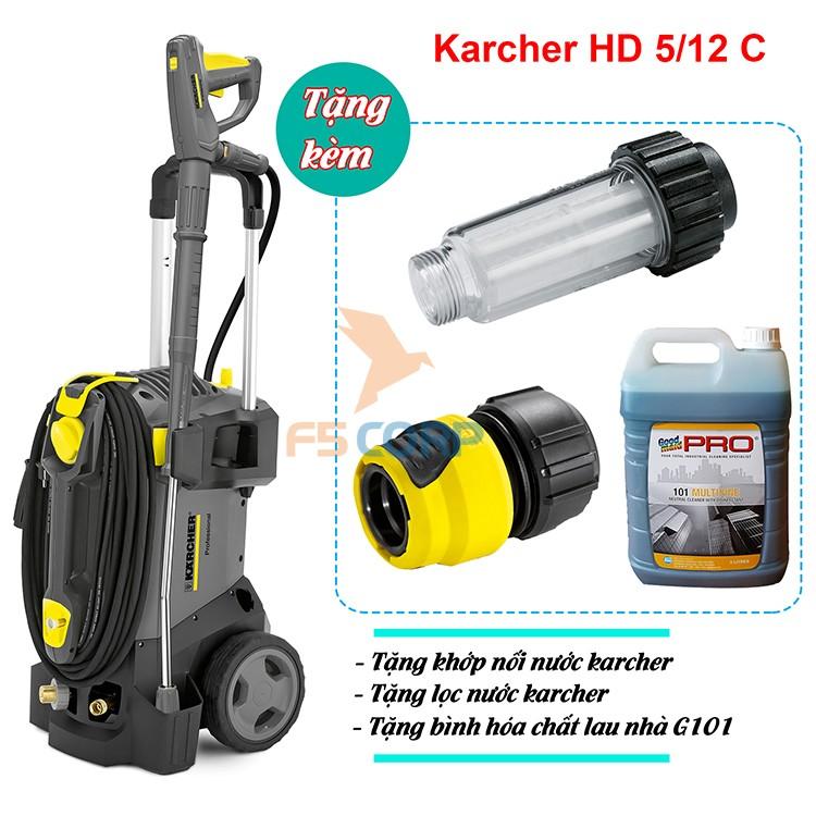 Máy phun xịt áp lực Karcher HD 5/12 C mã 1.520-900.0