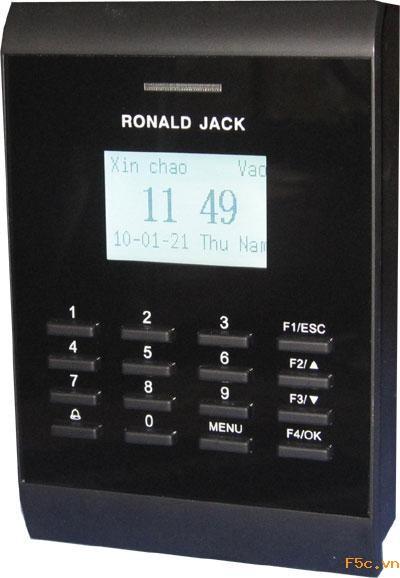 Máy chấm công thẻ cảm ứng Ronald Jack SC-403