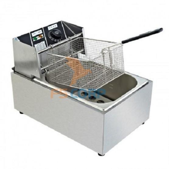 Bếp chiên nhúng thùng đơn DF-81 dùng điện