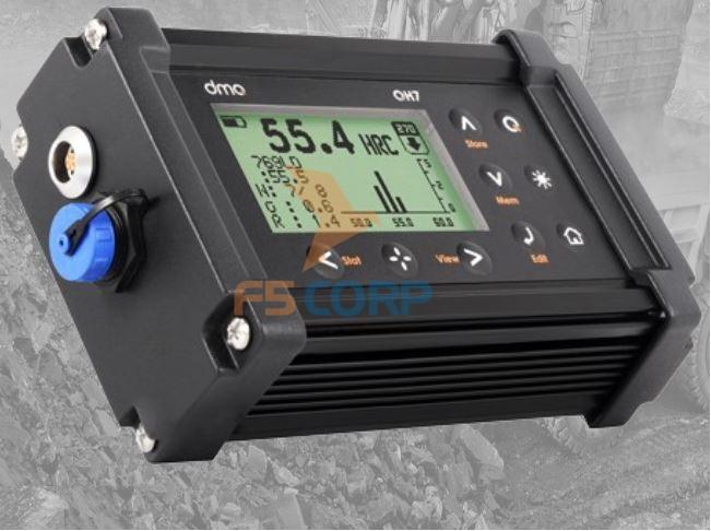 Máy đo độ cứng QH7