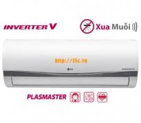 Điều hòa LG 1 chiều Inverter V10APM (R410A) Xua muỗi