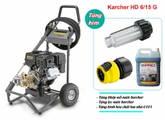 Máy phun áp lực cao chạy xăng Karcher HD 6/15 G Classic (1.187-900.0)