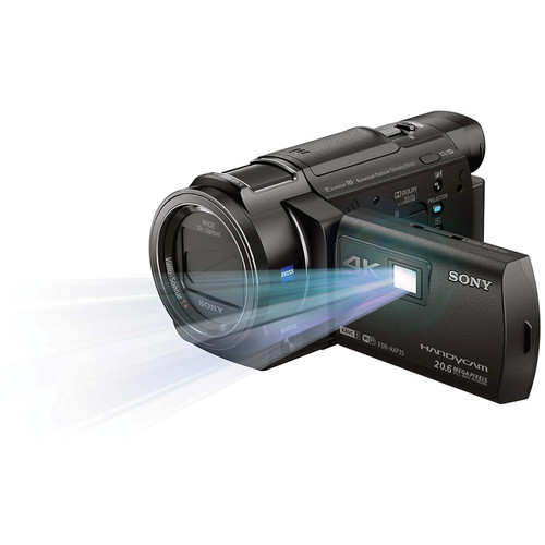 Máy quay 4K Sony FDR-AXP35