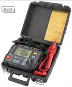 Đồng hồ đo điện trở cách điện Kyoritsu Model 3125A