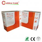 Cáp mạng Golden Link UTP CAT5E premium