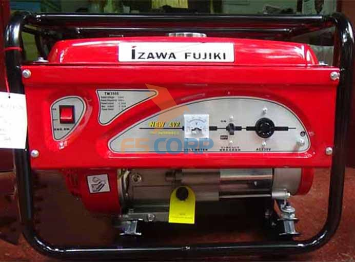 Máy phát điện 2.2kw IZAWA FUJIKI TM2800