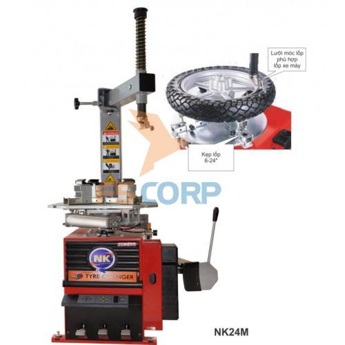 Máy tháo vỏ chuyên dùng xe tay ga NK24M