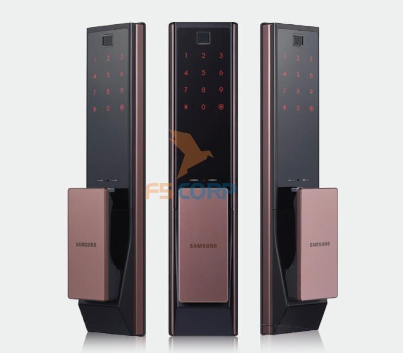 Khóa vân tay điện tử Samsung SHP-DP738