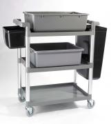Xe đẩy ENVON 30WS-2002* dùng chuyên chở thức ăn và thu gom các loại bát đĩa