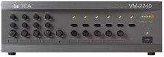 Mixer Amplifier 240W chọn 5 vùng loa TOA  VM-2240