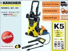 Máy phun áp lực Karcher K5 EU
