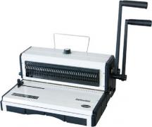 Máy đóng sách lò xo kẽm Bosser WR-970ER