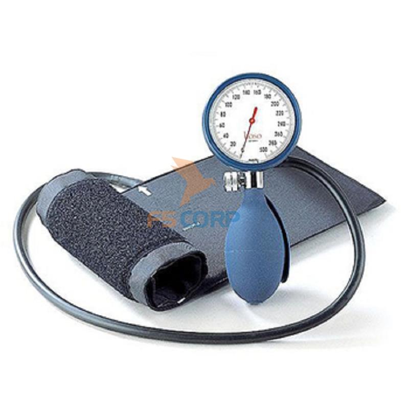 Máy huyết áp cơ Boso Clinicus I đường kính 60mm