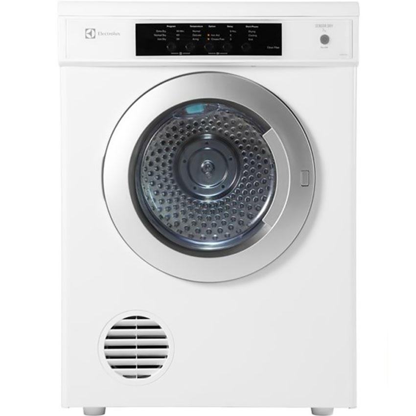 Máy sấy quần áo Electrolux EDS7051, 7kg, màu trắng