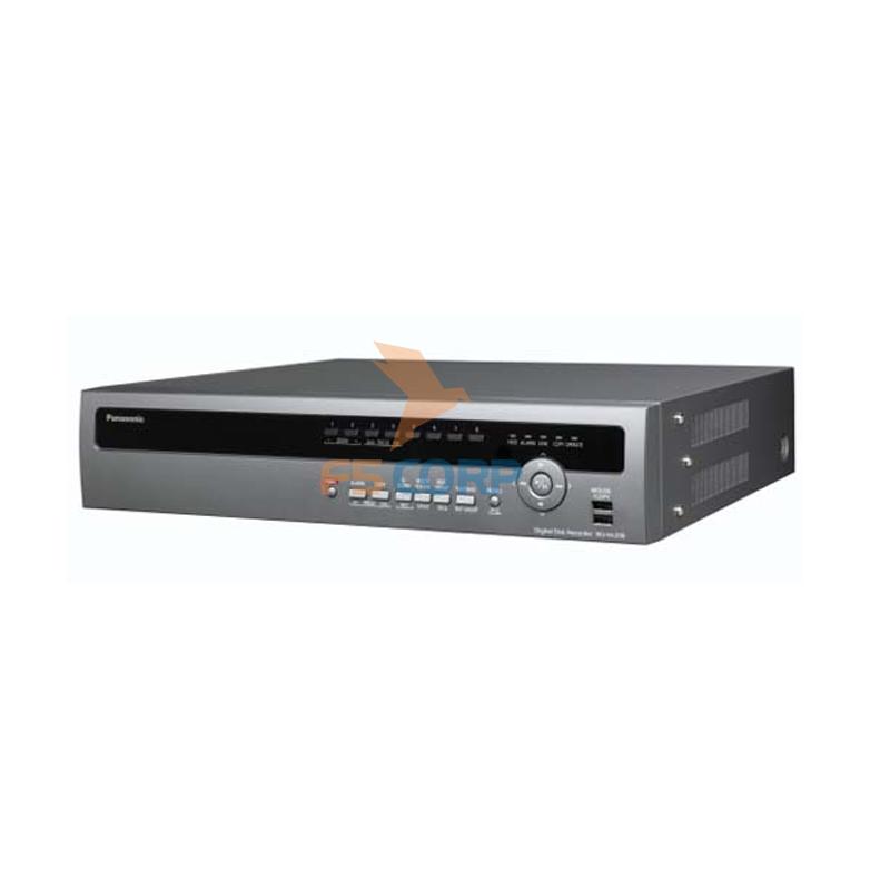 Bộ ghi hình kỹ thuật số 8 kênh Full HD Panasonic
