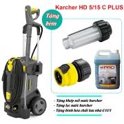 Máy phun áp lực Karcher HD 5/15 C Plus + 1 Hose Coupling + Refilter (9.653-312.0)