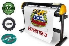 Máy cắt decal GCC Expert 52LX