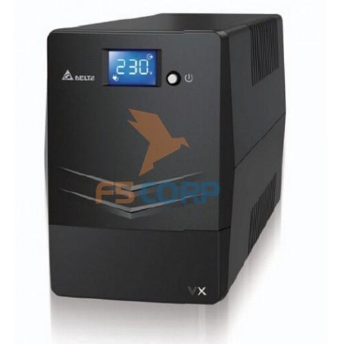 Delta UPA 601V2100B6 VX, có tính năng ổn áp 600VA/360W 230V