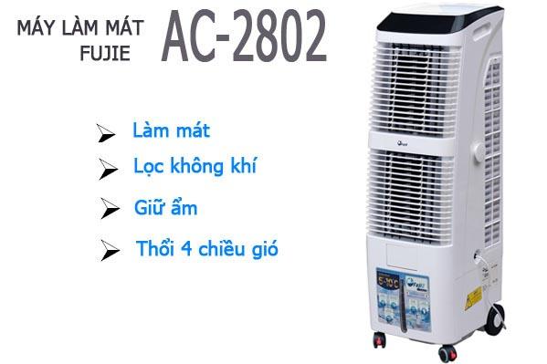 Máy làm mát cao cấp FujiE AC-2802