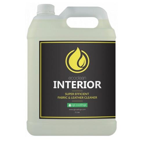 Chất vệ sinh nội thất 5 lit - Ecoclean Interior 5 lit