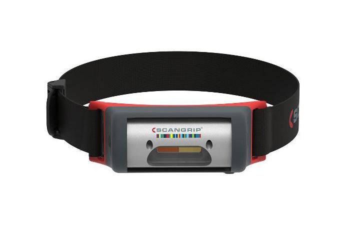 Đèn LED đeo trán, chỉ số đọc màu 96 CRI, 2 chế độ màu I-MATCH 2
