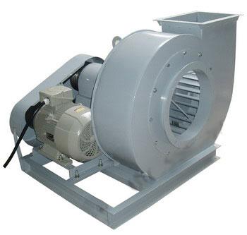 Quạt ly tâm gián tiếp cao áp QLGT  - 2P 05 ( Motor TECO/ABB )