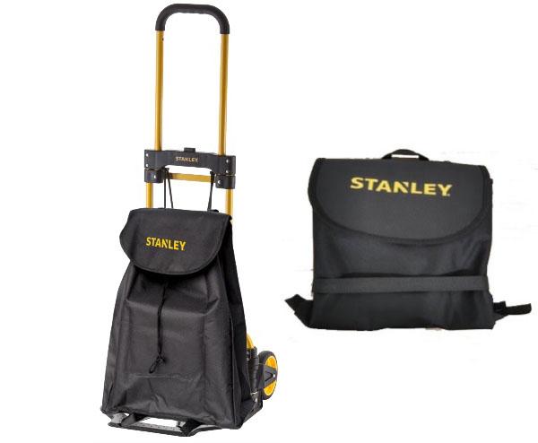 Phụ kiện túi đựng có nắp đậy hiệu Stanley dùng cho xe đẩy tay gấp gọn Stanley, Black and Decker