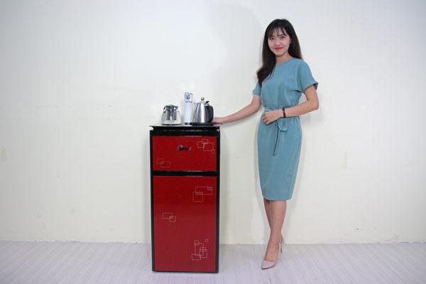 Cây nước nóng lạnh FujiE WD3000C