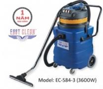 Máy hút bụi công nghiệp EASTCLEAN EC-584-3-3600W