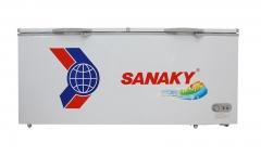 Tủ đông Sanaky một ngăn dàn lạnh đồng VH-8699HY