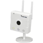 Camera Vivotek IP 8133W âm thanh 2 chiều, giám sát trong nhà