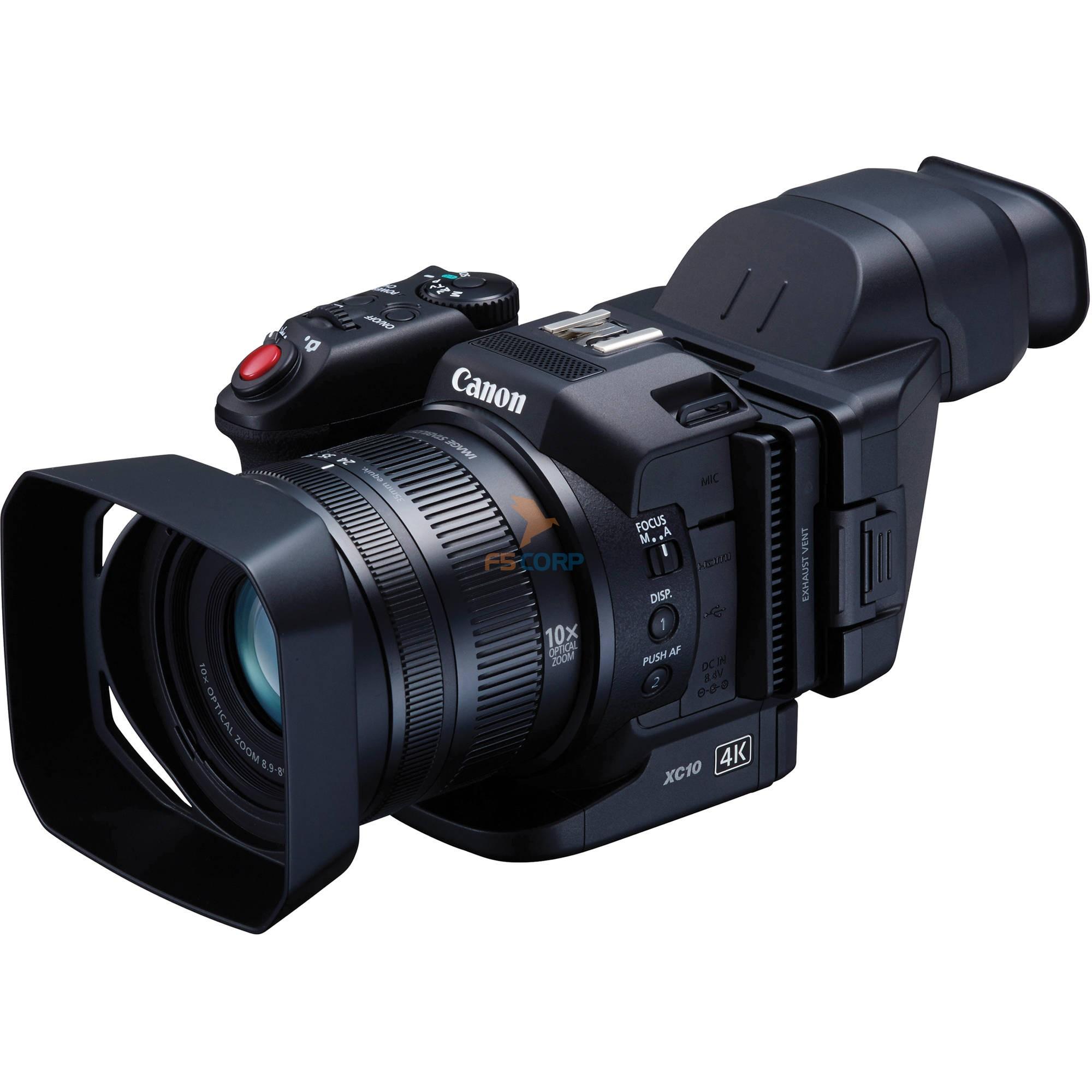 Canon XC 10