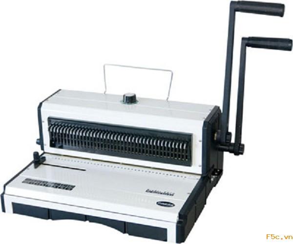 Máy đóng sách lò xo kẽm Bosser WR-970R