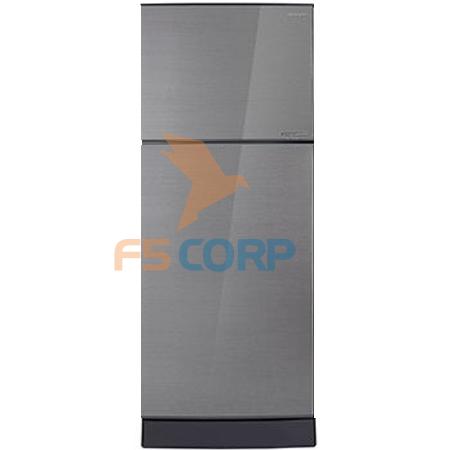 Tủ Lạnh Sharp Inverter 196 Lít SJ-X201E-SL