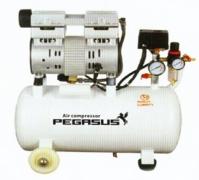 Máy nén khí không dầu giảm âm Pegasus TM- OF550- 70L
