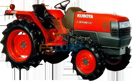 Máy cày Kubota L3108VN