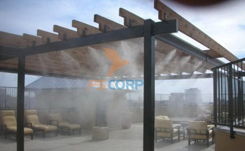 Hệ thống phun sương bộ PS 30