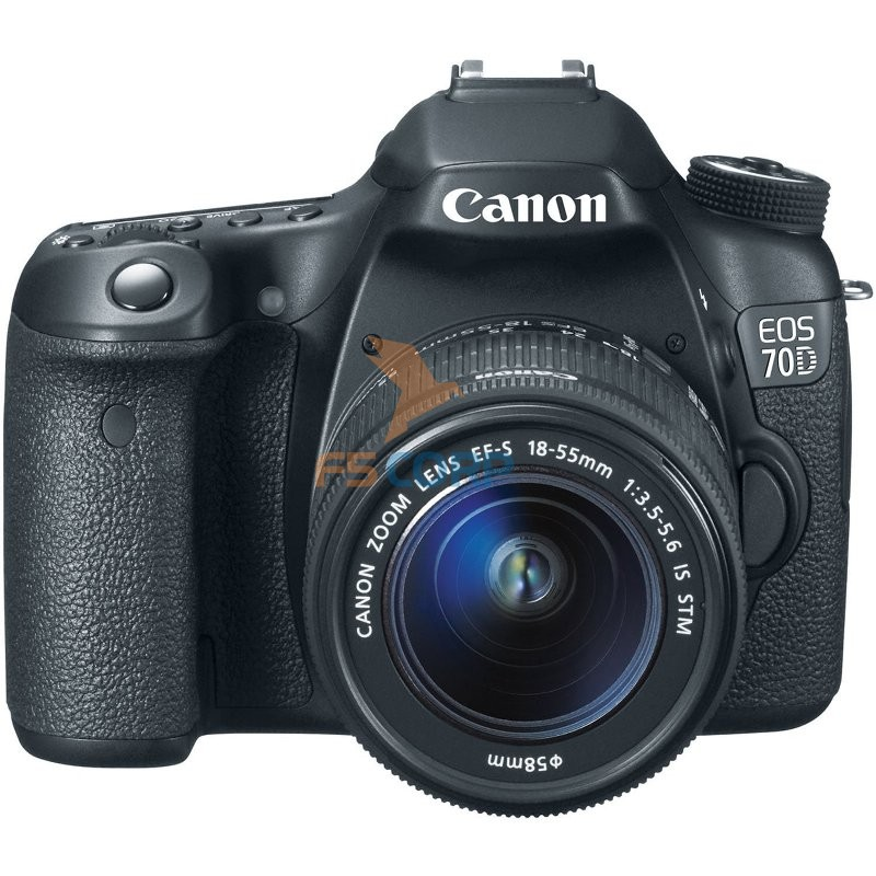 Máy ảnh Canon 70d Kit 18-55 STM