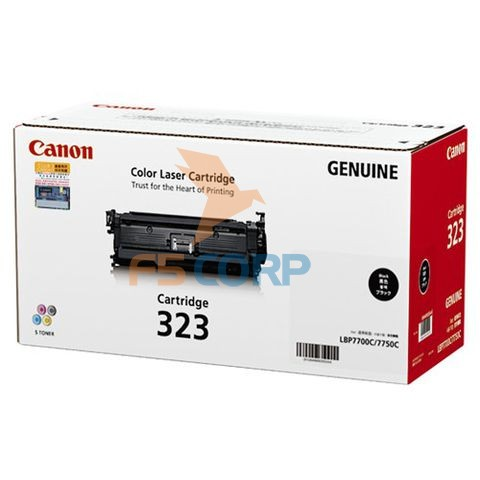 Mực in laser màu Canon Cartridge 323C,M,Y