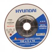 Đá mài Hyundai - 100x6x16mm