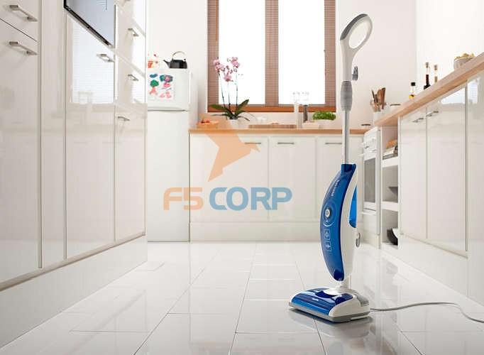 Máy hút bụi, làm sạch bằng hơi nước nóng Philips FC7020