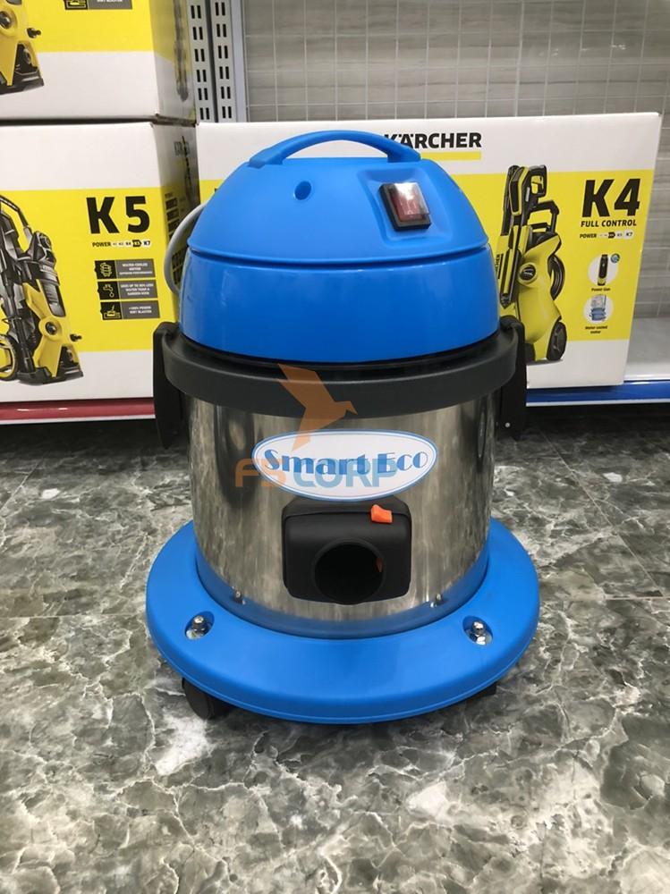 Máy hút bụi công nghiệp không ồn Smart Eco SE 511