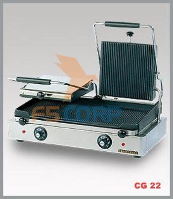 Bếp nướng 2 mặt Berjaya CG22