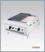 Bếp nướng than nhân tạo đôi Berjaya CRB 2B